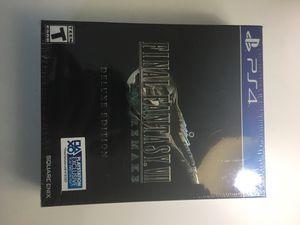 Final Fantasy 7 deluxe edition for Sale in San Rafael, CA