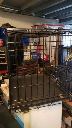 Dog crate for Sale in Orlando, FL