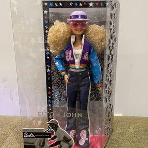 Elton John Barbie Doll for Sale in Torrance, CA