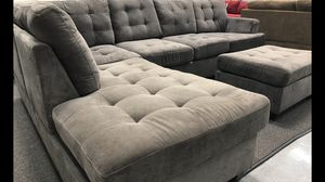 Grey rev sectional 🎈🎈🎈🎈 for Sale in Fresno, CA