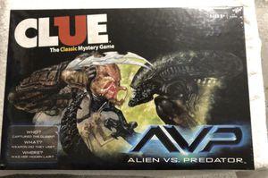 Sealed alien vs predator clue for Sale in Corona, CA