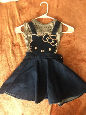 Hello kitty dress 4t for Sale in San Diego, CA