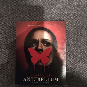 ANTEBELLUM 2020 BLU-RAY + SLIPCOVER + DIGITAL COPY NEW starring Janelle Monae for Sale in Sacramento, CA