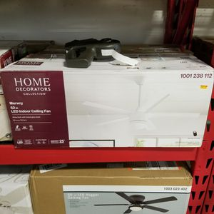 """Home Decorators Merwry 52"""" LED Indoor Ceiling Fan for Sale in Duluth, GA"""
