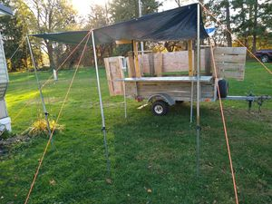 Utility/Camping Trailer for Sale in Chaffee, NY