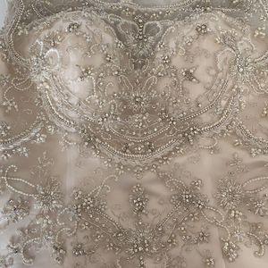 Casablanca Size 12 Wedding Dress for Sale in Hutchinson, KS