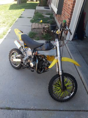 Youth 125cc dirtbike for Sale in Denver, CO