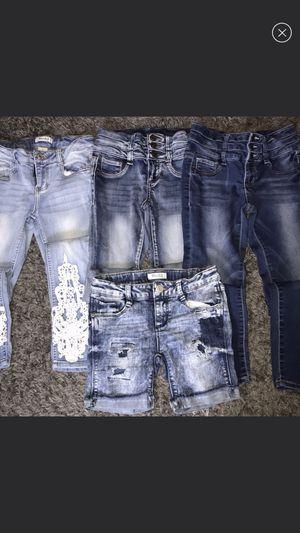 Girls mudd Jeans for Sale in Milton, FL