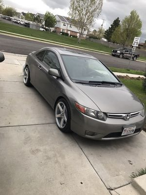 Honda Civic 2007 for Sale in West Valley City, UT