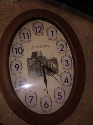 Antique digital clock for Sale in San Bernardino, CA
