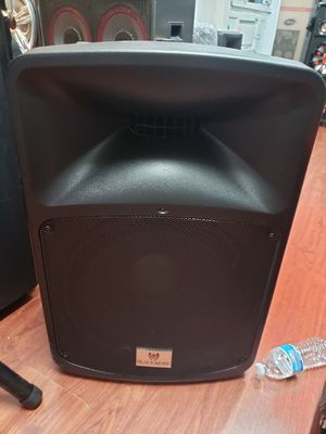 15 inch speaker for Sale in Fontana, CA