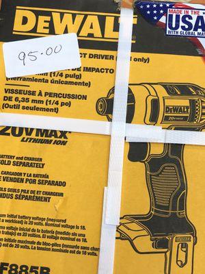 Dewalt 20V Impact Driver for Sale in Lake Worth, FL