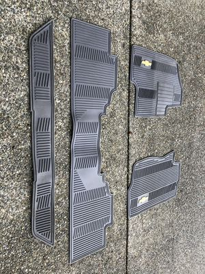 Chevy Winter Mats - OEM for Sale in Auburn, WA