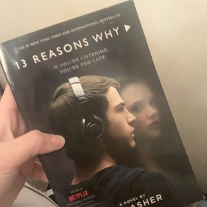 13 Reasons Why Book for Sale in Greenville, SC