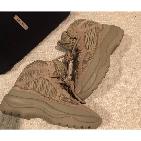 YEEZY Desert Rat Boots