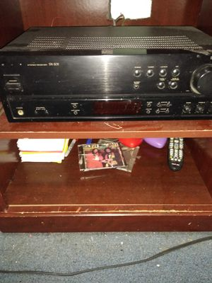 Pioneer Stereo Receiver with speakers for Sale in Queens, NY
