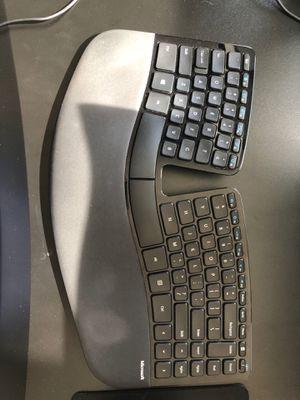 Wireless Microsoft Ergonomic Keyboard for Sale in West McLean, VA