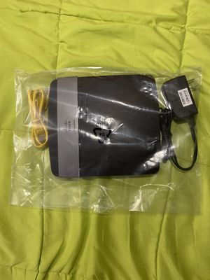 Cisco Linksys E2500 wireless router for Sale in New York, NY