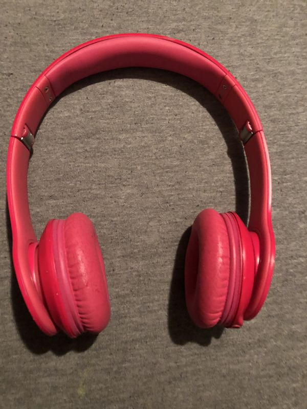 Barely used Beats by Dre Solo HD