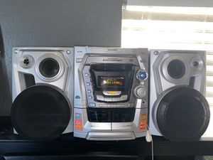 Panasonic CD stereo system for Sale in Richmond, CA