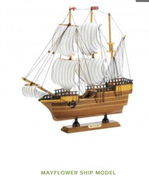 Mayflower ship model for Sale in Rialto, CA