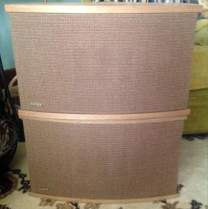 Vintage Bose 901 Series IV Speakers Pair for Sale in Tacoma, WA