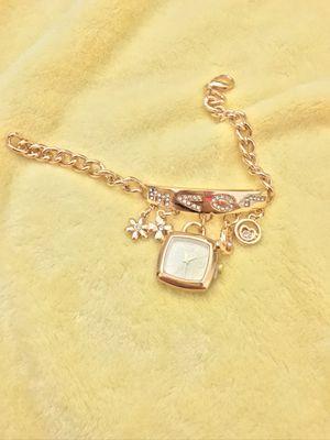 Charm Bracelet/Watch for Sale in Hemet, CA