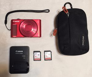 Digital Camera by Canon Model SX620HS for Sale in Los Angeles, CA