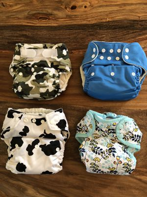 One Size pocket diapers for Sale in East Wenatchee, WA