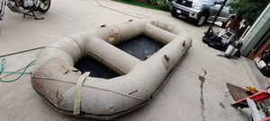 Inflatable boat marine for Sale in Denver, CO