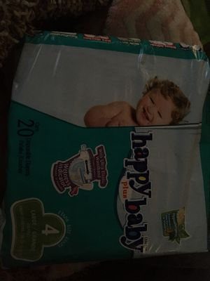 Diapers, sizes 3-6 new for Sale in Lompoc, CA