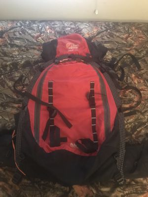 Lowe alpine liberty75 backpack for Sale in Torrington, CT