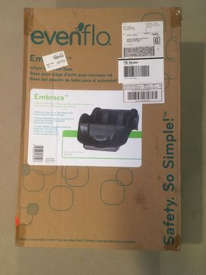 EvenFlo Embrace Car Seat Base- BRAND NEW for Sale in Burnt Hills, NY