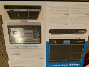 Alesis Sample Pad pro for Sale in Lubbock, TX