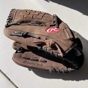 """Rawlings Player Preferred P125BFL Brown Leather Baseball Glove 12.5"""" for Sale in Livermore, CA"""