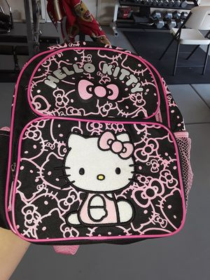 Hello kitty backpack for sale!!! ($10) for Sale in Bakersfield, CA