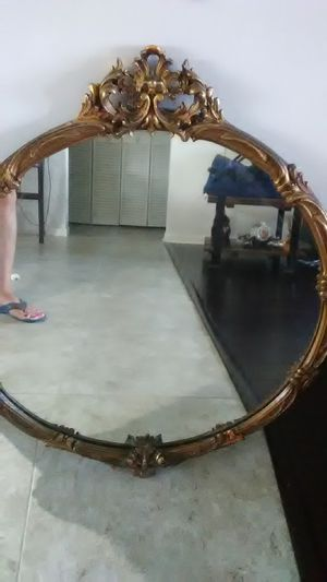 Antique mirror for Sale in Port St. Lucie, FL