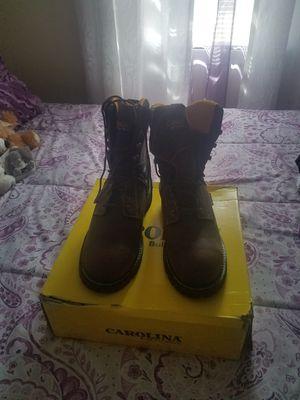 Carolina work boots for Sale in Virginia Beach, VA