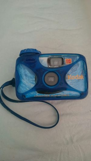 Kodak underwater camera 800 color film for Sale in East Los Angeles, CA