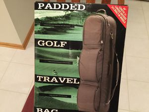NEW Golf Travel Bag for Sale in Prospect Heights, IL