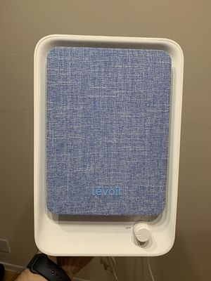 Levoit HEPA Air Purifier for Sale in Houston, TX