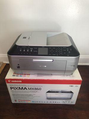 Canon Pixma860 printer for Sale in Bridgeport, CT