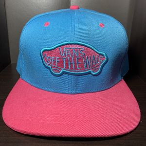 HAT - Vans Off The Wall - SnapBack for Sale in Henderson, NV