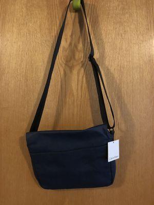 Calvin Klein Bags | New Calvin Klein MessengerColor: Black/Blue for Sale in Everett, WA