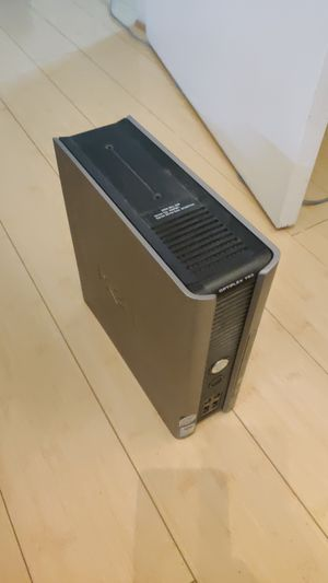 Dell optiplex 755 compact desktop works for Sale in Montrose, CA