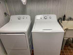 GE Washer and Dryer Set for Sale in Hammond, IN