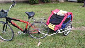 Schwinn two seater bike trailer for Sale in Orlando, FL