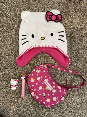 Hello Kitty kids toys, hat and purse for Sale in San Diego, CA
