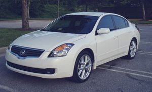 Price reduced 2007 Nissan Altima Runs very well for Sale in Salt Lake City, UT
