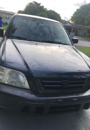 Honda CRV 2001 for Sale in Pompano Beach, FL
